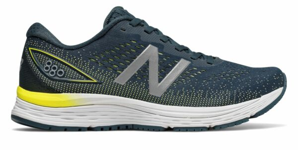 New Balance Men's 880v9 Shoes Green with Blue