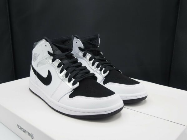 Nike Air Jordan 1 Mid quot;Think 16 Pass the Torchquot; Kwahi 554724 121 Men#x27;s 16 US