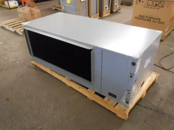 ENERTECH GLOBAL THT048A11LS1CSS 4 TON 2 STAGE HORIZONTAL GEOTHERMAL HEAT PUMP $4920.00