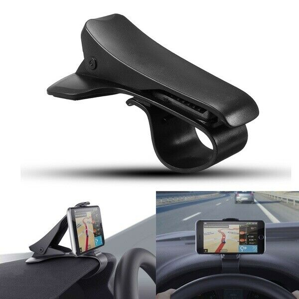 Universal Car Dashboard Mount Holder Stand Clamp Cradle Clip for Cell Phone GPS $1.99