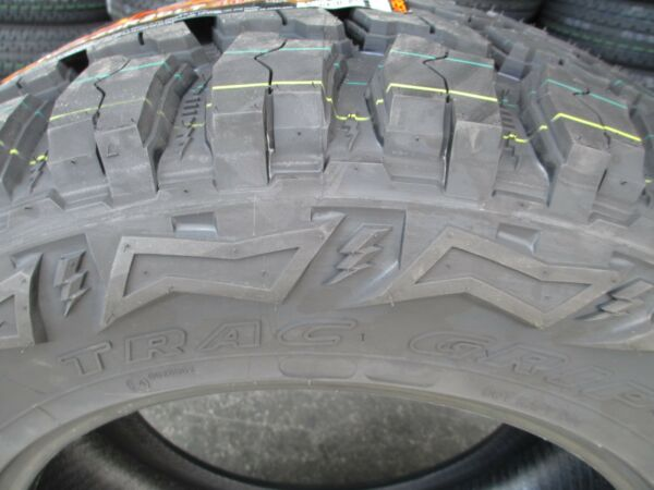 4 New 33X12.50R17 Thunderer Mud M T Tires 33125017 33 1250 17 12.50 R17 MT
