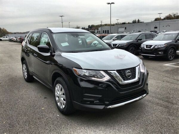 2020 Nissan Rogue S Magnetic Black Pearl Nissan Rogue with 13 Miles available now!