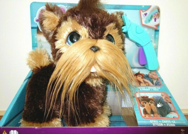 FurReal Shaggy Shawn Plush Dog Haircut Rare Toy Pet For Kids Or Adult $30.25