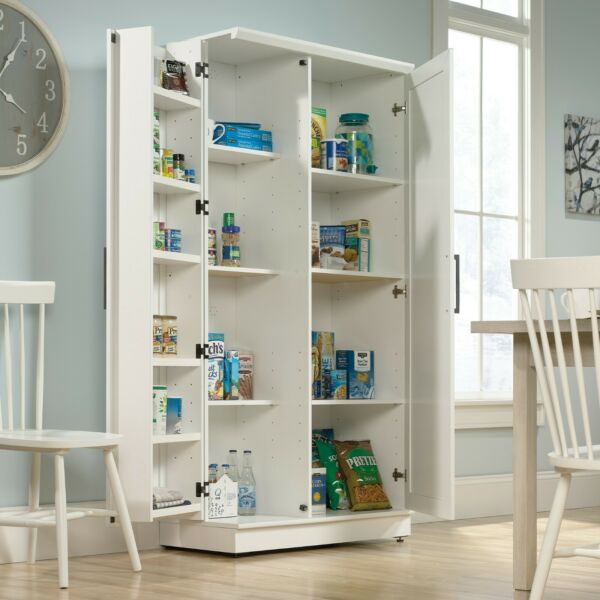 Kitchen Swing out Storage Door Pantry Cabinet Food Cupboard Organizer 72quot;H