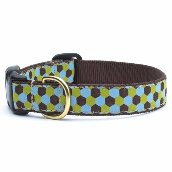 New NWT Fun amp; Fancy Dog Puppy Up Country Honeycomb XXL Wide Collar High Quality $15.99