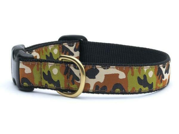 New NWT Fun amp; Fancy Dog Puppy Up Country CAMO XXL Wide Collar High Quality $15.99