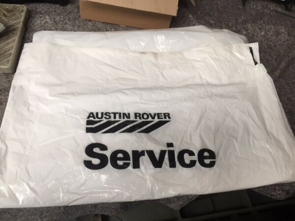 Austin Rover Service Disposable Seat Covers X4 GBP 14.50