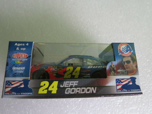 Action 116 Jeff Gordon #24 Salute the Troops Impala SS 2008 new