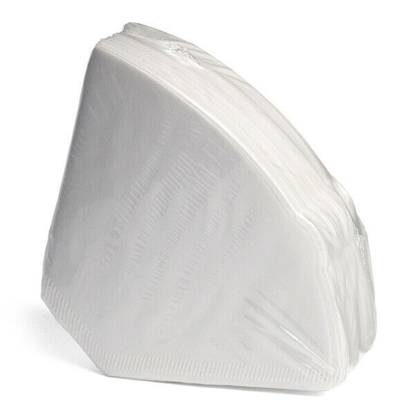 200 pack of #4 Cone Coffee Filters High Quality White 200 Each Pack
