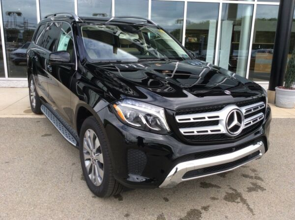 2019 Mercedes-Benz Other GLS 450 Black Mercedes-Benz GLS with 119 Miles available now!