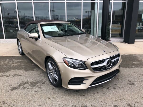 2020 Mercedes-Benz E-Class E 450 Dune Silver Metallic Mercedes-Benz E-Class with 5 Miles available now!