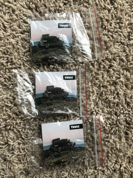 New Thule Sprinter Van Pin 3 Count Overland Camping Travel Rv $39.00