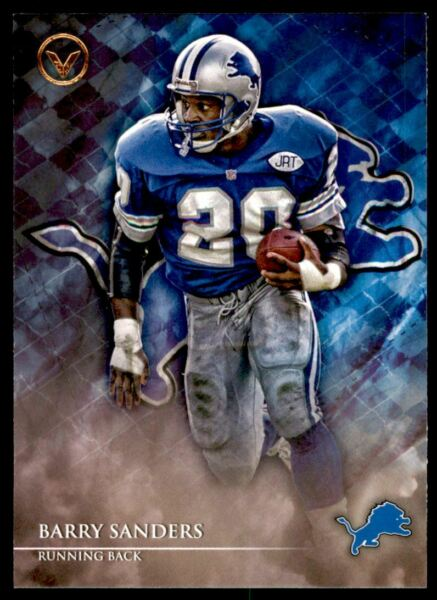 2014 Topps Valor #151 Barry Sanders LIONS *215