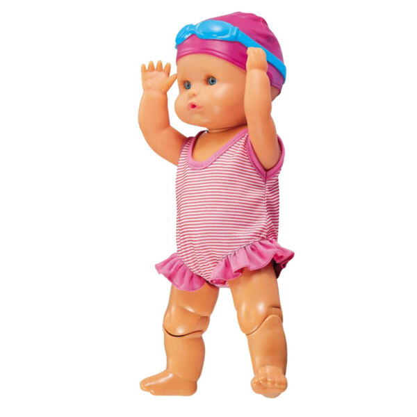 Swimming Doll Swim in Water Baby Dolls Early Educational Birthday Gift Toys