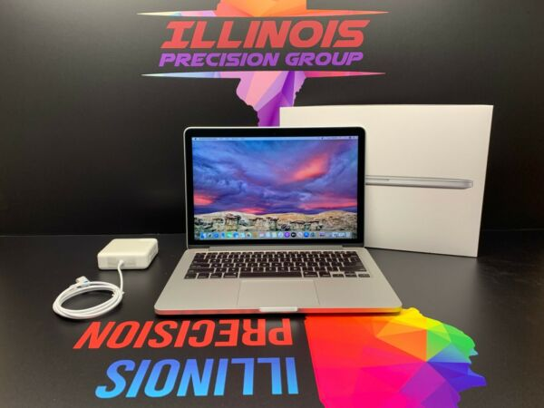 MACBOOK PRO 13quot; RETINA @ CORE i7 @ 16GB RAM 1TB SSD 3 YEAR WARRANTY @ OS 2019