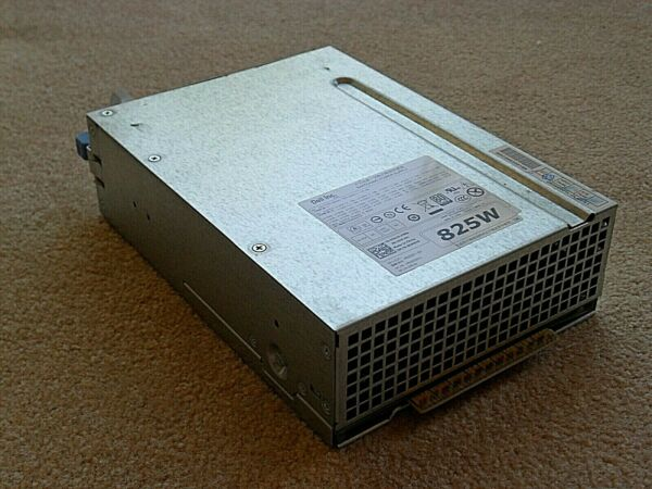 Dell Precision T5600 825W Switching Power Supply H825EF-00 Power Supply Part Num