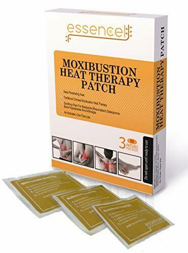 Moxibustion Natural Heating Herb Pads Heat Therapy Patches for ArthritisNeck ... $18.00