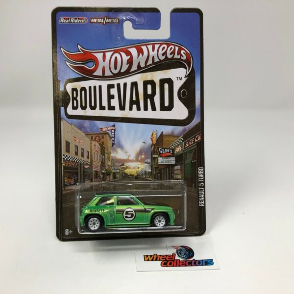 Renault 5 Turbo * Hot Wheels Boulevard * JA3