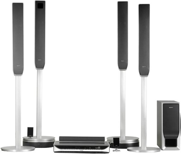 Sony DAV-FX900W 5.1 Channel Home Theater System (1000 watts)