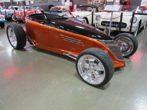 2006 Spitzer Indy Boat-Tail Roadster 2006 Spitzer Indy Boat-Tail Roadster