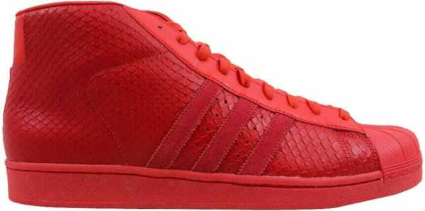 Adidas Pro Model Tomato Red S85958 Men's