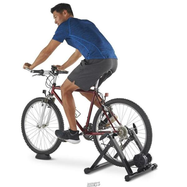 The Indoor Bike Riding Bicycle Cycling Conversion Stand Trainer $79.95