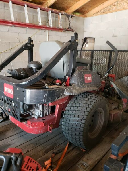 2016 TORO 3000 series 60quot; COMMERCIAL ZERO TURN LAWN MOWER Z Master