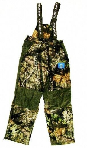 Real Tree Mossy Oak Youth Hunting Bib Mossy Oak Country