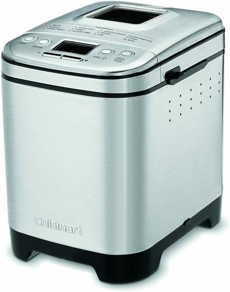 Cuisinart CBK-110P1 Compact Automatic Bread Maker  Brand New - Ready To Ship!