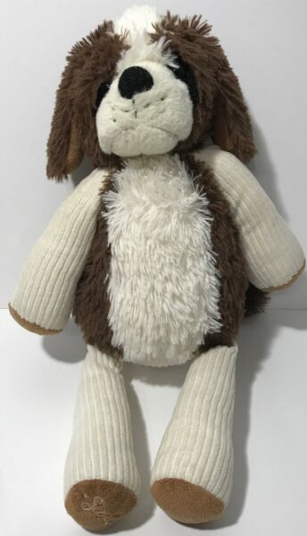 "Scentsy Buddy PATCH Plush Dog St Bernard 10"" Seated Height $13.99"