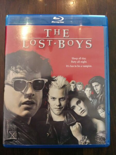 The Lost Boys Special Ed Blu-ray 2008