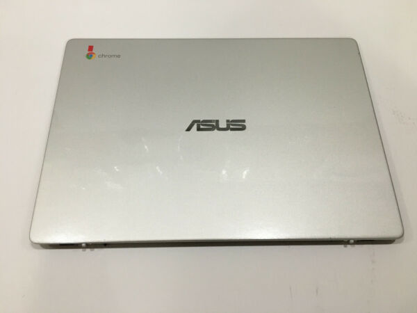 New Asus Chromebook C423N C423NA LCD Cover Assy w Hinges 90NX01Y1 R7A010