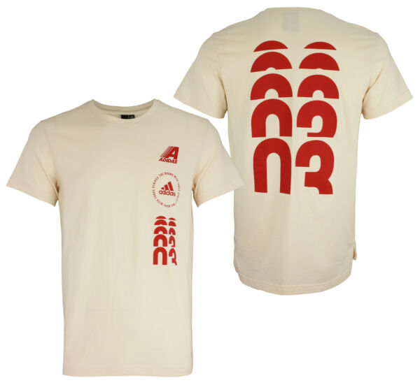 Adidas Men#x27;s Hyperstack Graphic T Shirt Color Options