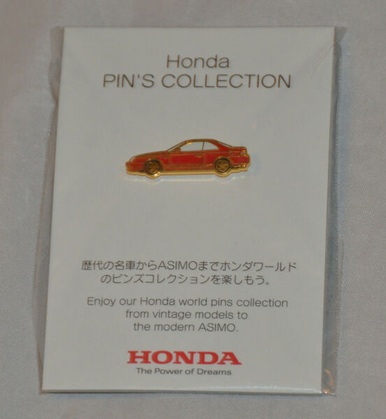 NEW Japanese Honda Pins Collection Prelude BB6 Red Pin JDM Fast Shipping