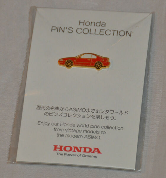 NEW Japanese Honda Pins Collection Prelude BB4 Red Pin JDM Fast Shipping