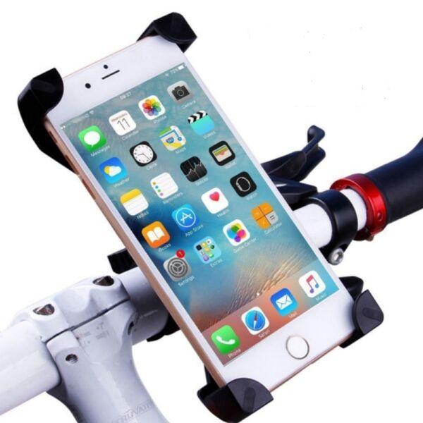 Bike Mount Universal Cell Phone Bicycle Rack Handlebar Motorcycle Holder Cradle $8.60