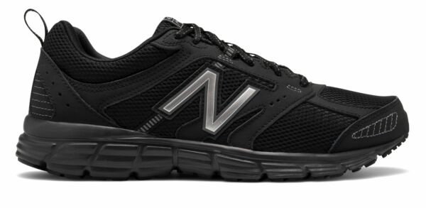 New Balance Men#x27;s 430 Shoes Black with Grey