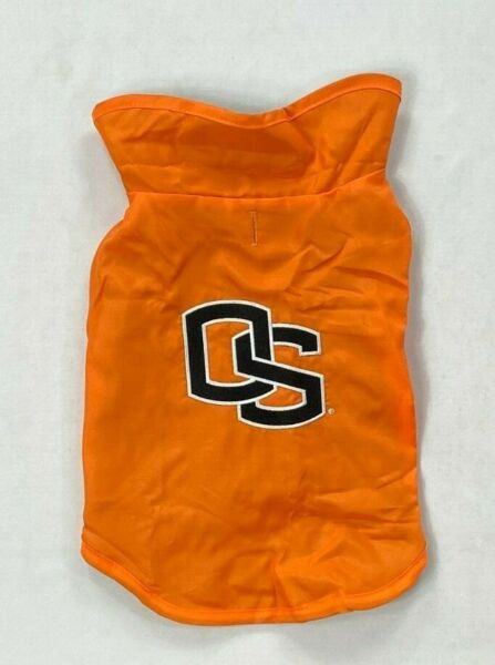 New All Star Dogs Oregon State Shirt Coat Sz XS BJ $13.99