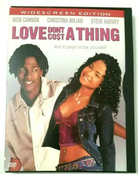 Love Don#x27;t Cost a Thing DVD 2004 Widescreen $2.29