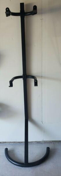 Gravity Bike Stand Bicycle Rack Holds Two Bicycles $25.00