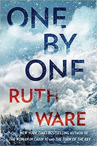 One by One by Ruth Ware 2020 Hardcover