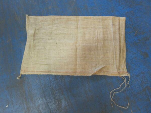 3 18 x 30 Burlap Bag Potato Sack Sandbag Gunny Sack Burlap Sack w Tie Strings
