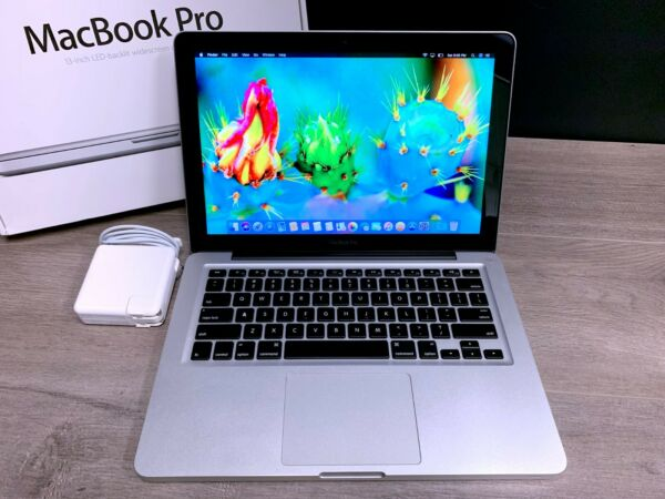 Apple MacBook Pro 13quot; Pre Retina CATALINA 500GB 8GB RAM 2 Year Warranty