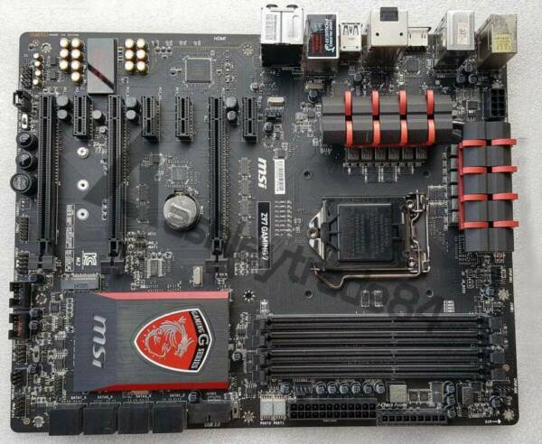 MSI Z97 GAMING 7 DDR3 LGA 1150 Socket Motherboard ATX USB 3.0