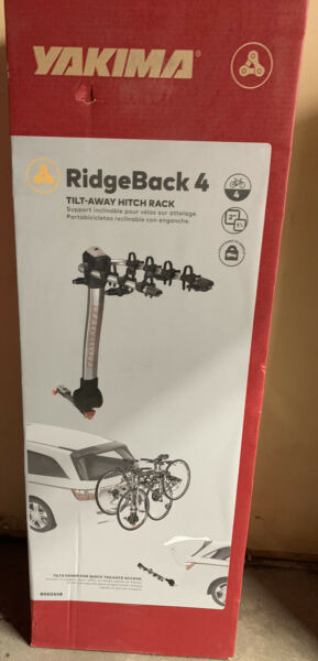 Yakima 8002458 4 Hitch Bike Rack $298.00