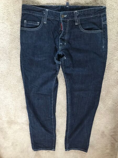 Dsquared Jeans Men size 48 ultra rare authentic 100% authentic GBP 85.00