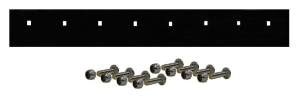 7.5#x27; Steel Cutting Edge 90quot; x 3 8quot; x 6quot; Replaces Western 49076 with Bolt Kit