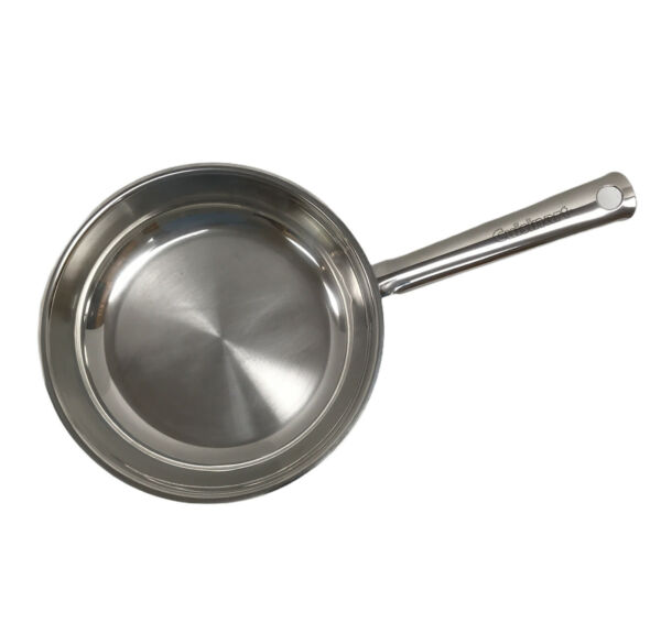 Cuisinart Stainless Steel 8 Inch Skillet Saute Pan Model #922 20 8quot; Kitchen