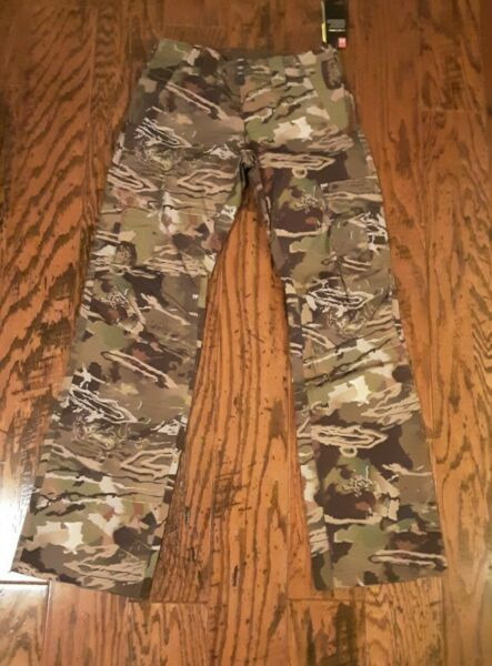 Under Armour Women#x27;s Storm Hunting Camo Pants 1254097 940 CHOOSE SIZE NWT $79.99