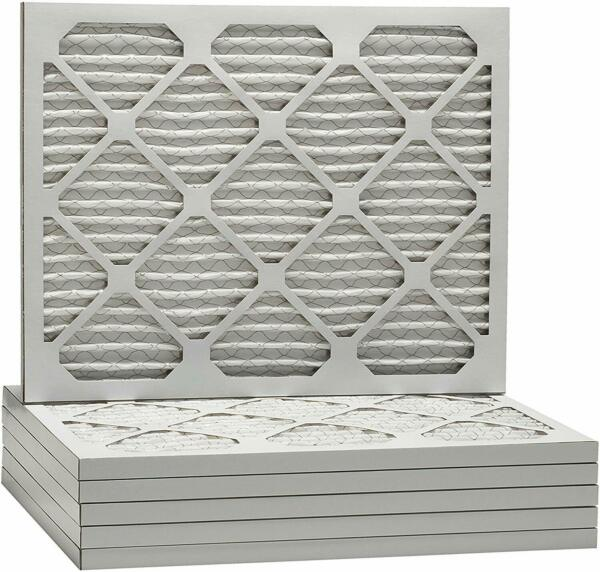 Merv 8 Pleated AC Furnace Filters. Made In the USA. Case of 6 $32.99